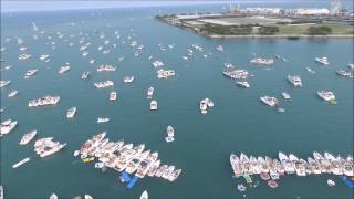 4th of july Chicago boat party
