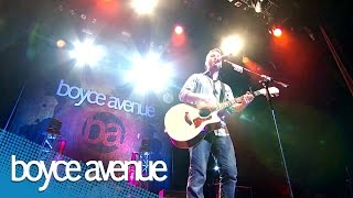 getlinkyoutube.com-Boyce Avenue - Hear Me Now (Live In Los Angeles) on Apple & Spotify