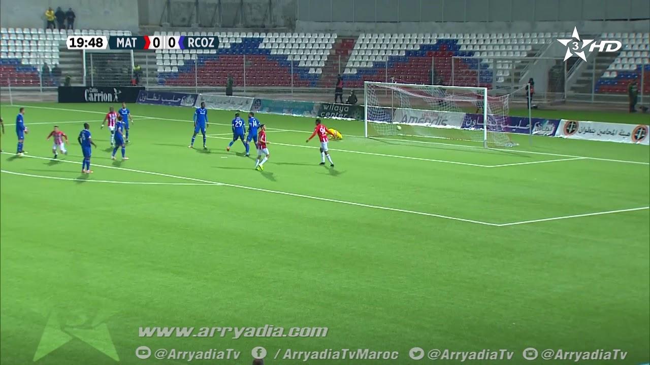 هدف أول ل المغرب التطواني (أيوب لكحل)