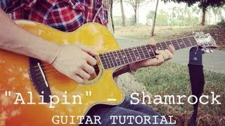 getlinkyoutube.com-Alipin - Shamrock GUITAR LESSON