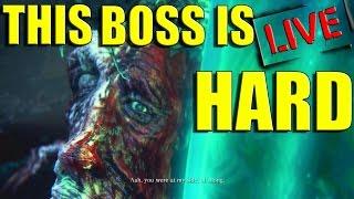 "getlinkyoutube.com-The Hardest Boss EVER! ""Ludwig The Accursed"" - THE RAGE BEGINS (Bloodborne Live)"