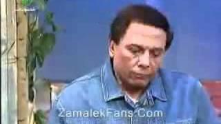 getlinkyoutube.com-عادل امام يخرج عن النص ويدخل في السياسه