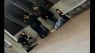 getlinkyoutube.com-Raw video footage police brutality of Oscar Grant