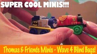 getlinkyoutube.com-Thomas and Friends Minis - Wave 4 Blind Bag Opening!