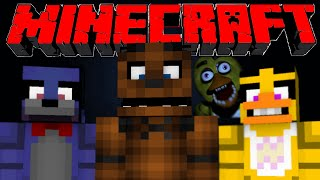 getlinkyoutube.com-If Five Nights At Freddy's Owned Minecraft