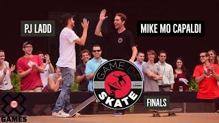 getlinkyoutube.com-PJ Ladd vs. Mike Mo Capaldi at Game of Skate Finals - ESPN X Games