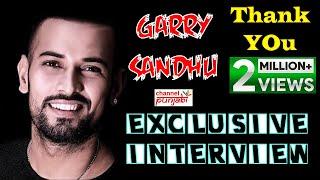 getlinkyoutube.com-GARRY SANDHU | Exclusive Interview | Cafe Punjabi | Channel Punjabi Beats