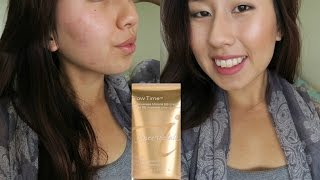 Jane Iredale Glow Time BB cream Review + Demo! Natural/Cruelty-Free Makeup