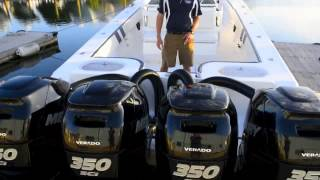 getlinkyoutube.com-40 Sea Hunter with Quads