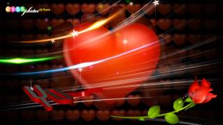 getlinkyoutube.com-Beautiful 3d Hearts Animation Love Greeting  HD