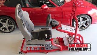 getlinkyoutube.com-Sim Racing Review - VRC 1000 Cockpit Initial Review