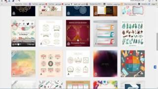 getlinkyoutube.com-اسهل طريقة للحصول على ملفات روعة مجانا للفوتوشوب قابلة للتعديل Adobe Photoshop Files