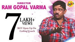 శ్రీరెడ్డి గురించి ఎనిమిది మంది ఆరిస్టులు నా దగ్గర చెప్పిజాలి పడ్డారు | RGV Open Up On Casting Couch