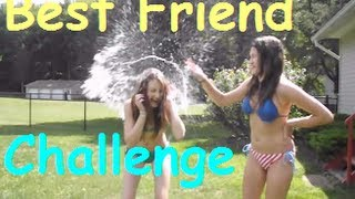 getlinkyoutube.com-Best Friend Challenge [With Water Balloons]
