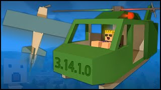 getlinkyoutube.com-Unturned 3.14.1 Update - FLYING HELICOPTER & AIRPLANE!
