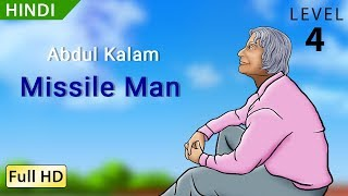 "getlinkyoutube.com-Abdul Kalam, Missile Man: Learn Hindi - Story for Children ""BookBox.com"""