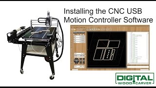 Installing the CNC USB Controller Software