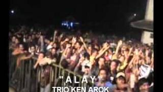 "getlinkyoutube.com-"" P U S I N G (WINNER) n ALLAY...KEN AROK live show in Gubug"