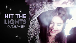 getlinkyoutube.com-Hit The Lights - Selena Gomez (Official Lyric Video)