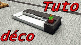 getlinkyoutube.com-Minecraft Tuto - Déco intérieur : Les sièges