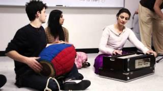 getlinkyoutube.com-Bhajan - Kalindi dasi - High School Program