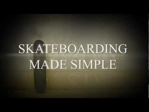 SKATEBOARDING MADE SIMPLE