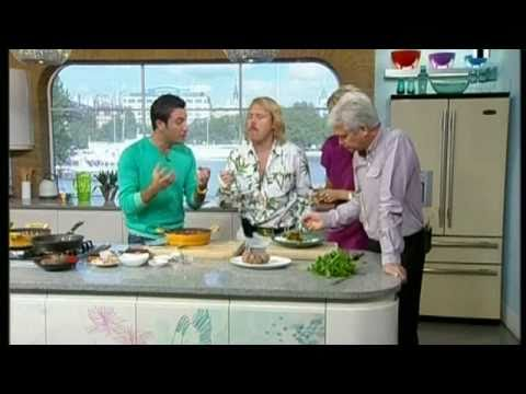This Morning - Keith Lemon's Life Problems and Gino's meatballs - 7th October 2010