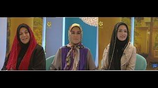 getlinkyoutube.com-مصاحبه با گوهرخیراندیش و دخترش آزاده اسماعیل خانی. گلاره عباسی.1394( خوشا شیراز)