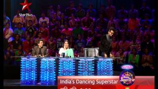 Padmini-Debasis give a stunning performance in 60 seconds