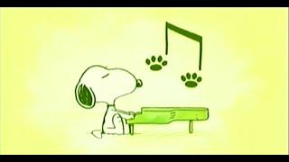 getlinkyoutube.com-Snoopy y sus amigos - La música nos hace felices