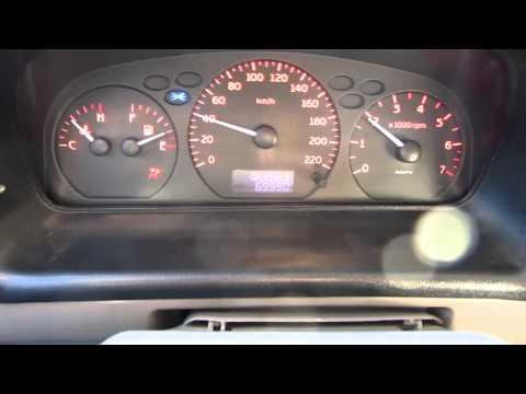 Приборка меняющая подсветку в зависимости от скорости