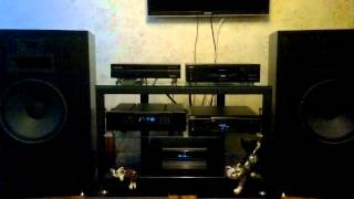 getlinkyoutube.com-Gryphon-Klipsch Cornwall Megadeth
