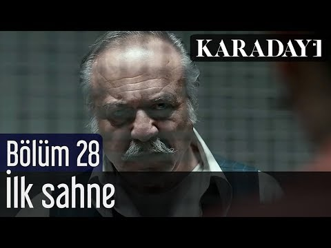 Karaday 28.Blm lk Sahne