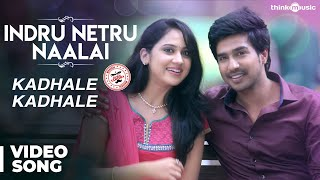getlinkyoutube.com-Kadhale Kadhale Video Song | Indru Netru Naalai | Vishnu Vishal | Mia George | Hiphop Tamizha