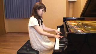 幻想即興曲 (ショパン) Chopin Fantasie Impromptu 横内愛弓