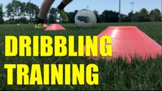getlinkyoutube.com-How to Improve Your Dribbling Skills   Training