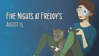 getlinkyoutube.com-Cry Streams: Five Nights at Freddy's (August 15, 2014)