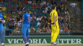 getlinkyoutube.com-Cricket - India win ODI thriller in Sydney (final 3 overs)
