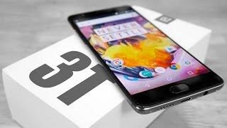 getlinkyoutube.com-OnePlus 3T - Unboxing & Hands On!