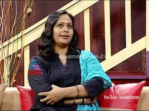 Serial actress Rekha - ithalukal - Guest | 2nd October 2014