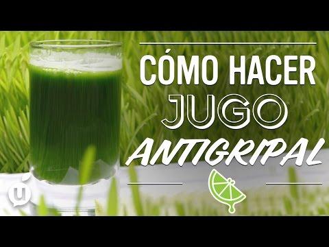 Jugo Antigripal | Antiflu Juice | Kiwilimón
