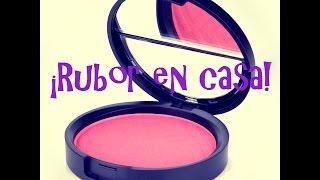 getlinkyoutube.com-¿Como hacer tu propio maquillaje? - Rubor ♥