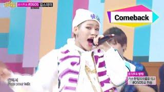 getlinkyoutube.com-[Comeback Stage] Block B - H.E.R, 블락비 - 헐, Show Music core 20140726