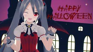 getlinkyoutube.com-[MMD] Happy Halloween - Hatsune Miku