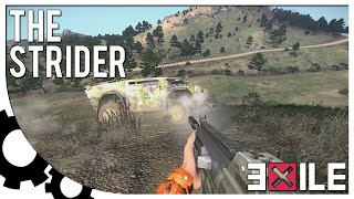 Arma 3: Exile Mod - Part 4: The Strider