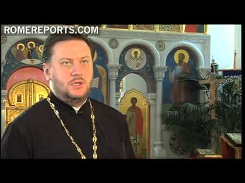 Russian Orthodox immigrants find a home in Rome
