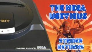 Strider Returns Review - Sega Mega Drive + Genesis - Kimble Justice
