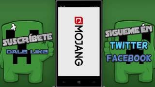 getlinkyoutube.com-DESCARGAR MINECRAFT POKET EDITION PARA WINDOWS PHONE 7/8/8.1 GRATIS | MAYO 2016 | KASPLAY