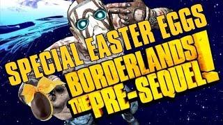 getlinkyoutube.com-Borderland Pre-sequel - 15 Awesome Easter Egg (Dalek, Pokemon, Excalibur, Godzilla,...)