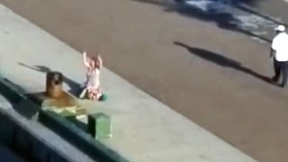 Mom Distraught On Dock After Cruise Ship Leaves With Her Kids On Board width=